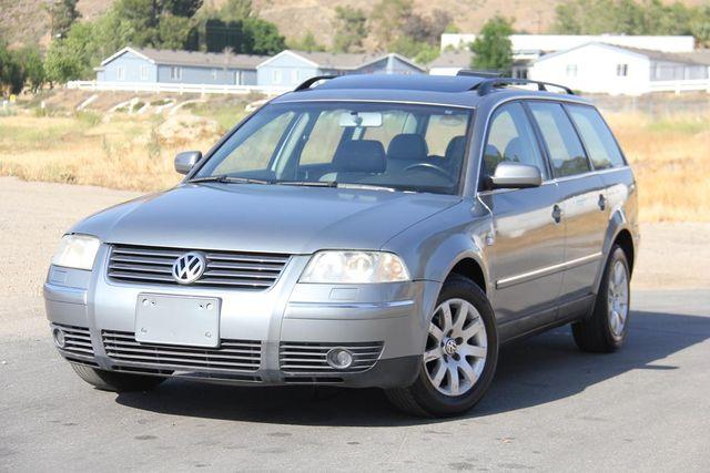 2002 Volkswagen Passat GLS Santa Clarita, CA 4