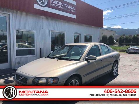 2002 Volvo S60 2.5T AWD in