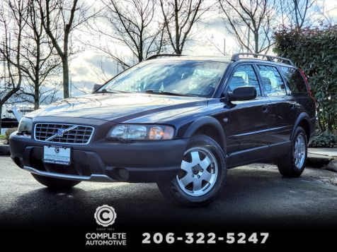 2002 Volvo V70 XC Cross Country AWD Wagon Local 1 Owner Very Nice!  in Seattle