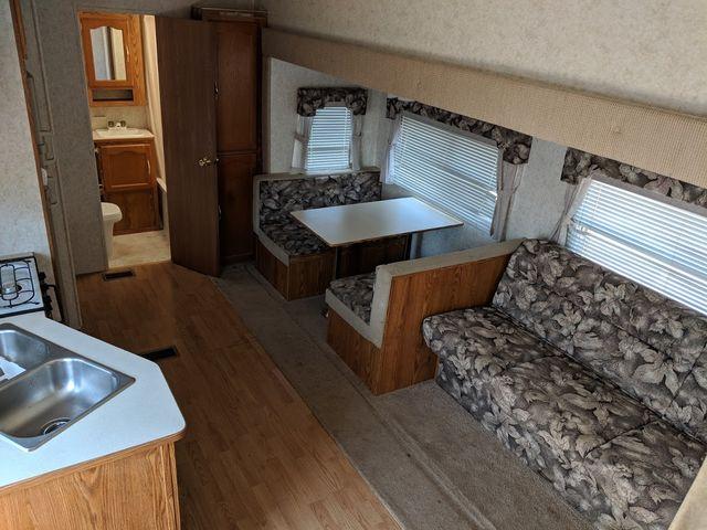 2002 Wildwood WDF24BHSSLE Mandan, North Dakota 2
