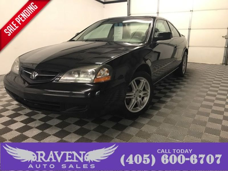 Acura CL S Leather Sunroof Bose City Oklahoma Raven Auto Sales - 2003 acura cl for sale