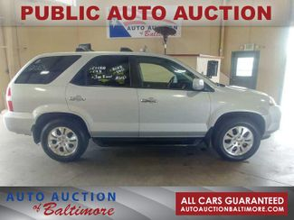 2003 Acura MDX Touring Pkg RES | JOPPA, MD | Auto Auction of Baltimore  in Joppa MD