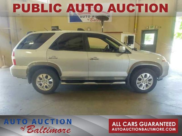 2003 Acura MDX Touring Pkg | JOPPA, MD | Auto Auction of Baltimore  in Joppa MD