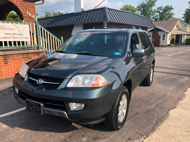 2003 Acura MDX Touring Pkg w/Navigation System Knoxville , Tennessee 11