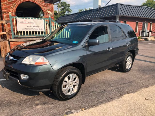 2003 Acura MDX Touring Pkg w/Navigation System Knoxville , Tennessee 12