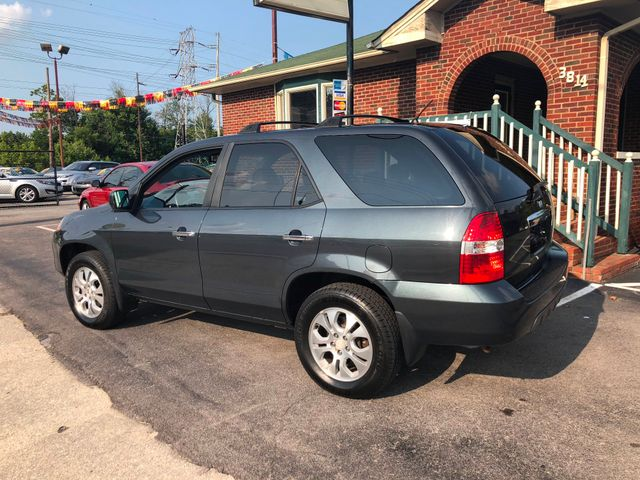 2003 Acura MDX Touring Pkg w/Navigation System Knoxville , Tennessee 13