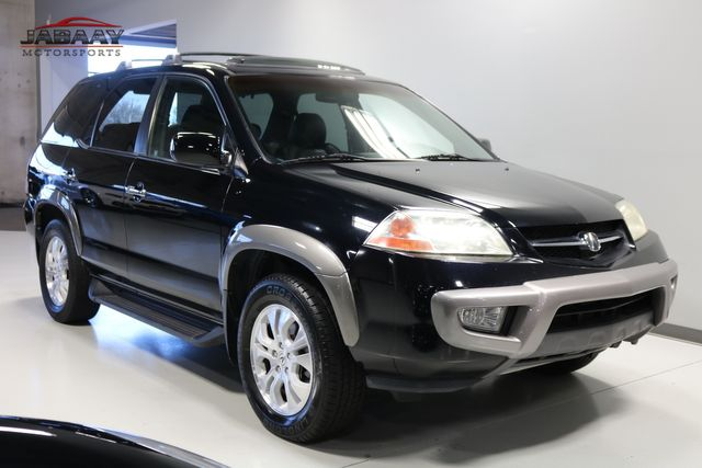 2003 Acura MDX Touring Pkg w/Navigation System Merrillville, Indiana 6