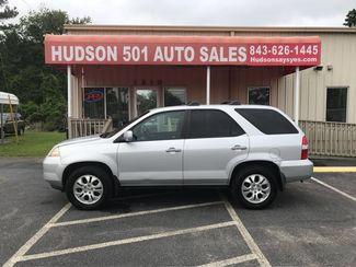 2003 Acura MDX Touring Pkg w/Navigation System | Myrtle Beach, South Carolina | Hudson Auto Sales in Myrtle Beach South Carolina