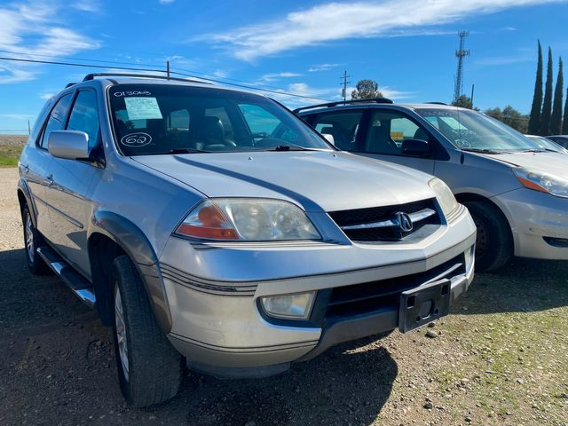 2003 Acura MDX Touring Pkg RES w/Navigation System