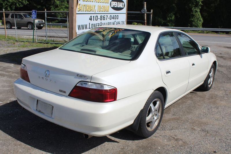 2003 Acura TL   city MD  South County Public Auto Auction  in Harwood, MD