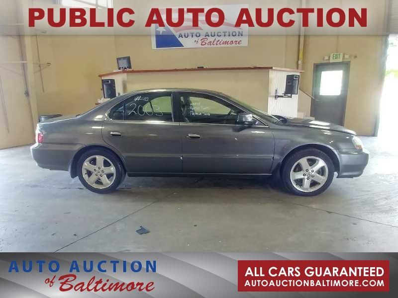 2003 Acura Tl Type S Joppa Md Auto Auction Of Baltimore
