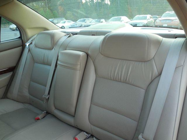 2003 Acura TL Type S w/Navigation System Leesburg, Virginia 10