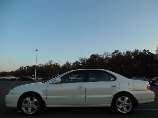 2003 Acura TL Type S w/Navigation System Leesburg, Virginia 2