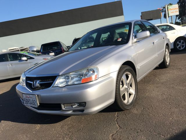 2003 Acura TL Type-S W/ Navigation