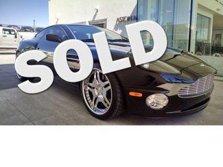 2003 Aston Martin Vanquish La Jolla, California