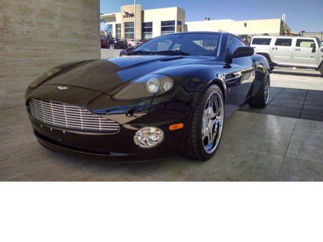 2003 Aston Martin Vanquish La Jolla, California 4