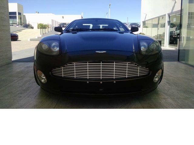 2003 Aston Martin Vanquish La Jolla, California 3