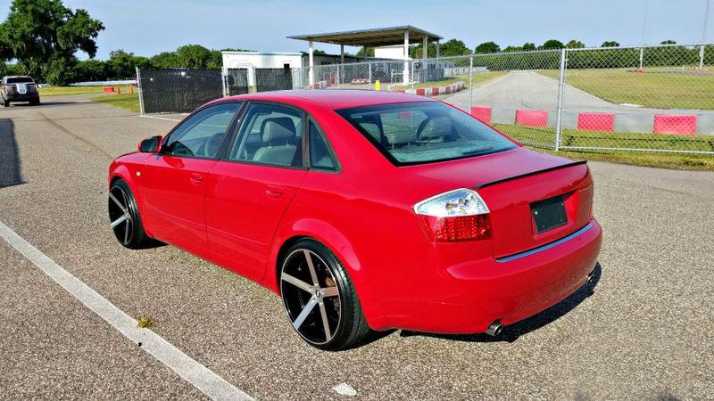 2003 Audi A4 1.8T MANUAL TURBOCHARGED CLEAN CARFAX   Palmetto, FL   EA Motorsports in Palmetto, FL