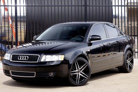 2003 Audi A4 3.0L | Plano, TX | Carrick's Autos in Plano, TX