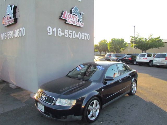 2003 Audi A4 1.8T Extra Low Miles 75K in Sacramento, CA 95825