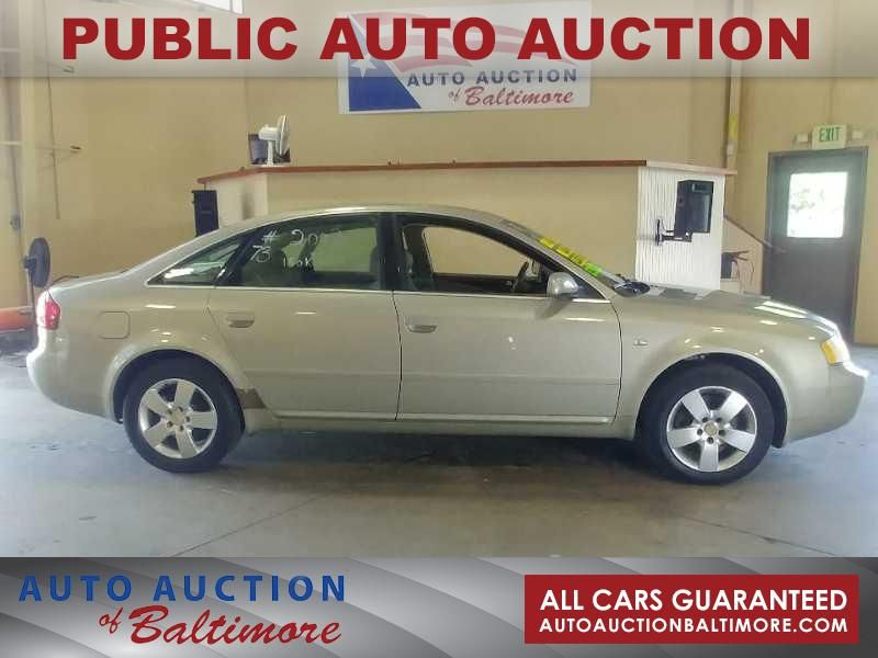 2003 Audi A6 3.0L | JOPPA, MD | Auto Auction of Baltimore  in JOPPA MD