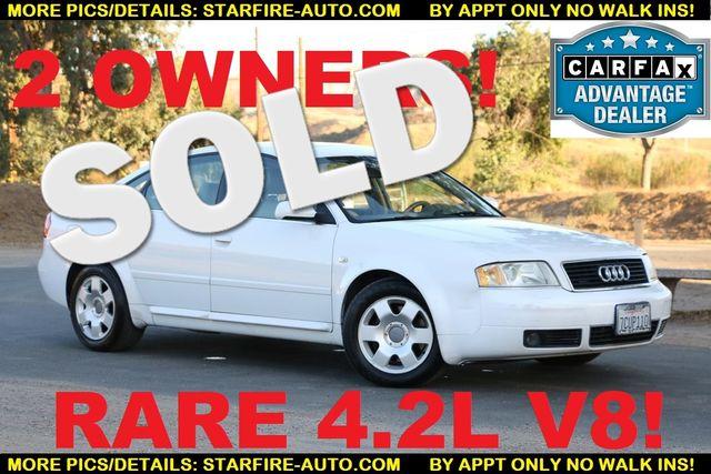 2003 Audi A6 4.2L Santa Clarita, CA 0