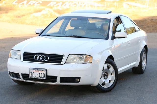 2003 Audi A6 4.2L Santa Clarita, CA 4