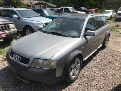 2003 Audi allroad 2.7 T with Tiptronic in