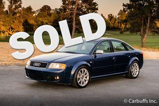 2003 Audi RS6    Concord, CA   Carbuffs in Concord