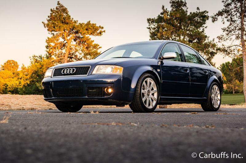 2003 Audi RS6  | Concord, CA | Carbuffs in Concord, CA