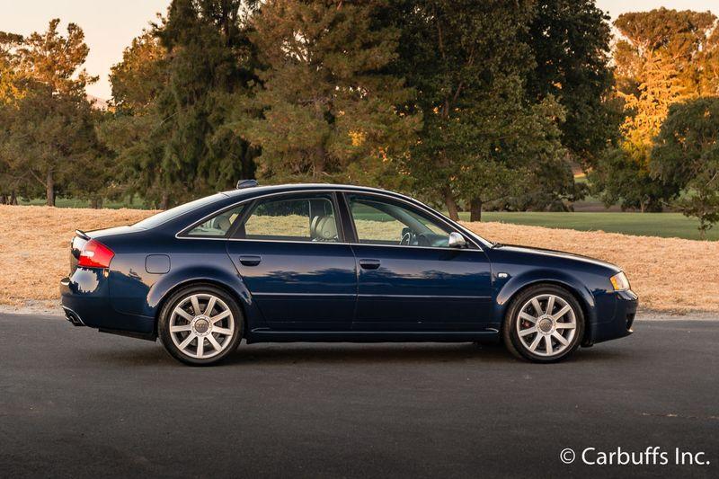 2003 Audi RS6    Concord, CA   Carbuffs in Concord, CA