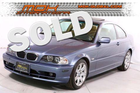 2003 BMW 325Ci - Sport pkg - Premium pkg - Xenon - Only 43K miles in Los Angeles