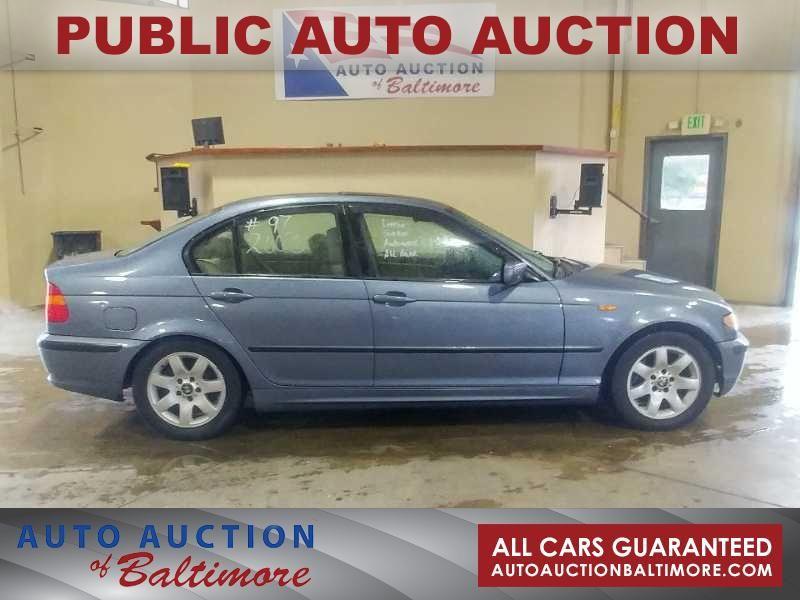 2003 BMW 325i  | JOPPA, MD | Auto Auction of Baltimore  in JOPPA MD