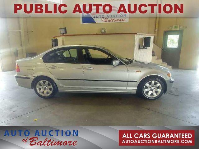 2003 BMW 325i   JOPPA, MD   Auto Auction of Baltimore   Joppa MD 21085