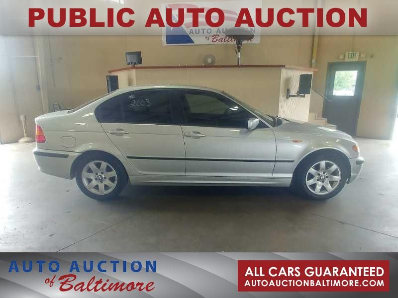 2003 BMW 325xi  | JOPPA, MD | Auto Auction of Baltimore  in JOPPA MD