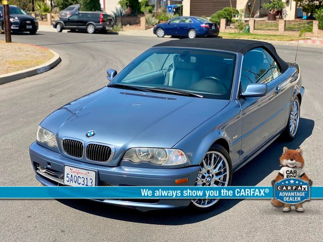 2003 BMW 330Ci CONVERTIBLE SPORTS PKG NEW TIRES SUNROOF SERVICE RECORDS in Van Nuys, CA 91406