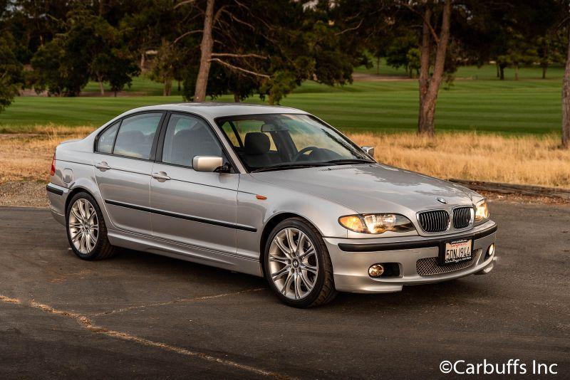 2003 BMW 330i ZHP   Concord, CA   Carbuffs in Concord, CA