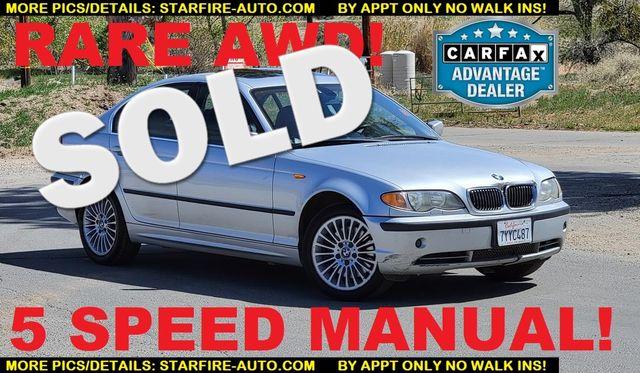 2003 BMW 330xi 5 SPEED MANUAL Santa Clarita, CA