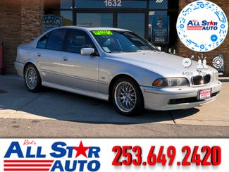 2003 BMW 5 Series 530i in Puyallup Washington, 98371