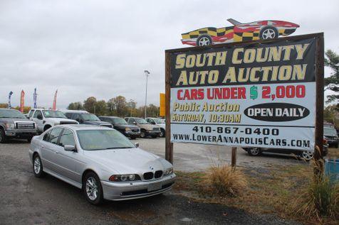 2003 BMW 525i 525iA in Harwood, MD
