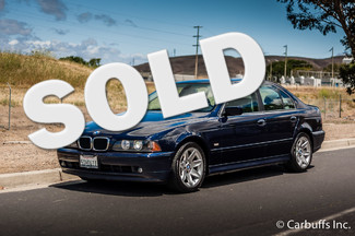 2003 BMW 525i Sedan 525iA | Concord, CA | Carbuffs in Concord