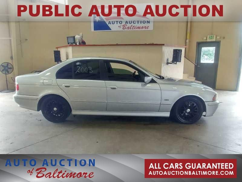 2003 BMW 530i 530iA | JOPPA, MD | Auto Auction of Baltimore  in JOPPA MD