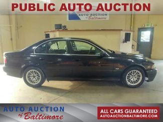 2003 BMW 530i 530iA | JOPPA, MD | Auto Auction of Baltimore  in Joppa MD