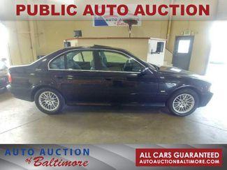 2003 BMW 530i  | JOPPA, MD | Auto Auction of Baltimore  in Joppa MD