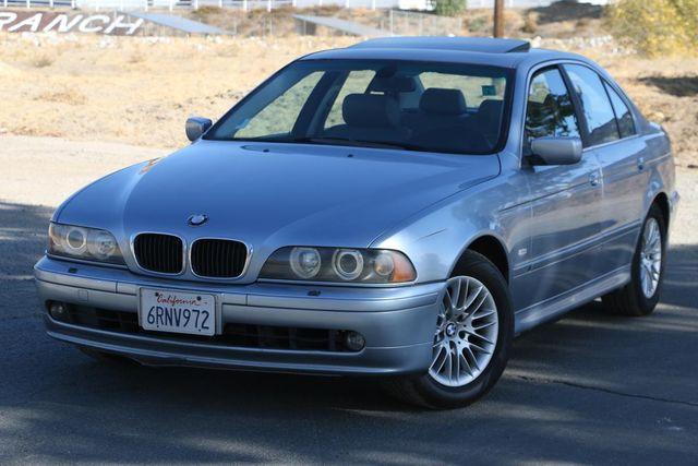 2003 BMW 530i 530iA Santa Clarita, CA 4