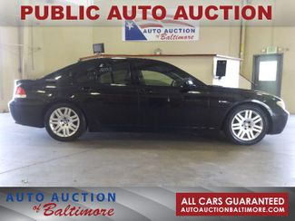 2003 BMW 745i  | JOPPA, MD | Auto Auction of Baltimore  in Joppa MD