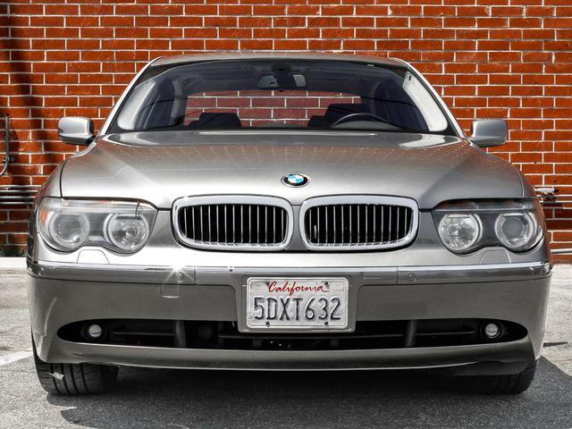 2003 BMW 760Li Burbank, CA 2
