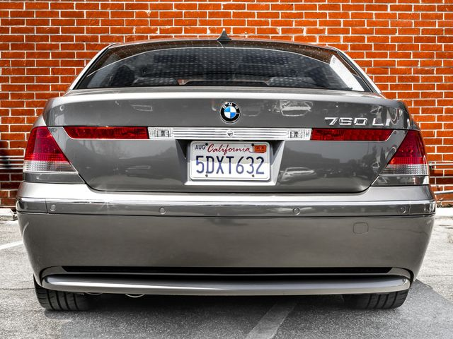 2003 BMW 760Li Burbank, CA 3
