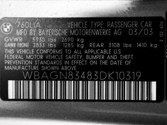 2003 BMW 760Li Burbank, CA 39