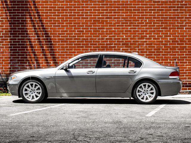 2003 BMW 760Li Burbank, CA 5